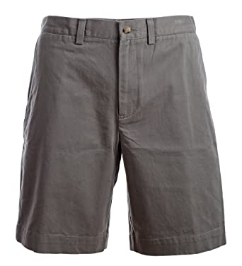 Ralph Lauren Polo Chino Short classic fit 9 Inch kurze Hose Bermuda grau  Größe 32 deb5f815cc