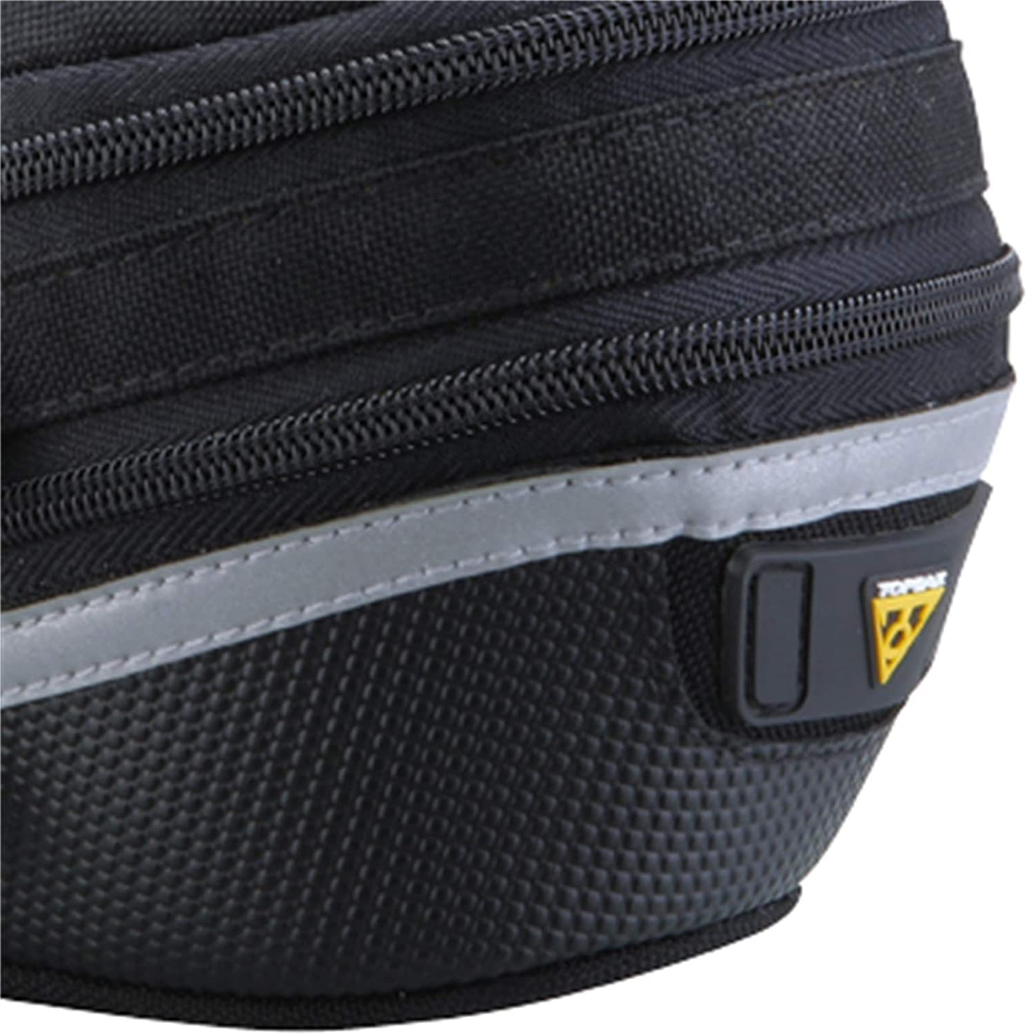 Bolsa de herramientas Topeak Wedge Pack 2 medio alforja: Amazon.es ...