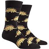 Sock It To Me Men's Crew Socks - Tacosaurus