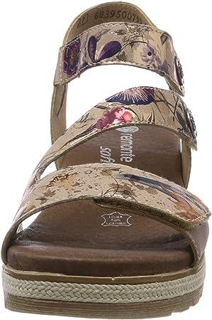 Remonte D6358, Sandalias de Talón Abierto para Mujer
