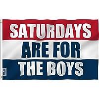 Saturday Flags