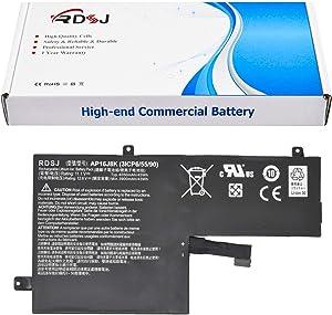 AP16J8K AP16J5K Laptop Battery for Acer 11 C731 C731T C731-C7P9 C731-C8VE C731-C78G C731-C7P9 Series 3ICP6/55/90 KT.0030G.015 KT.00305.006 11.1V 45Wh 4050mAh