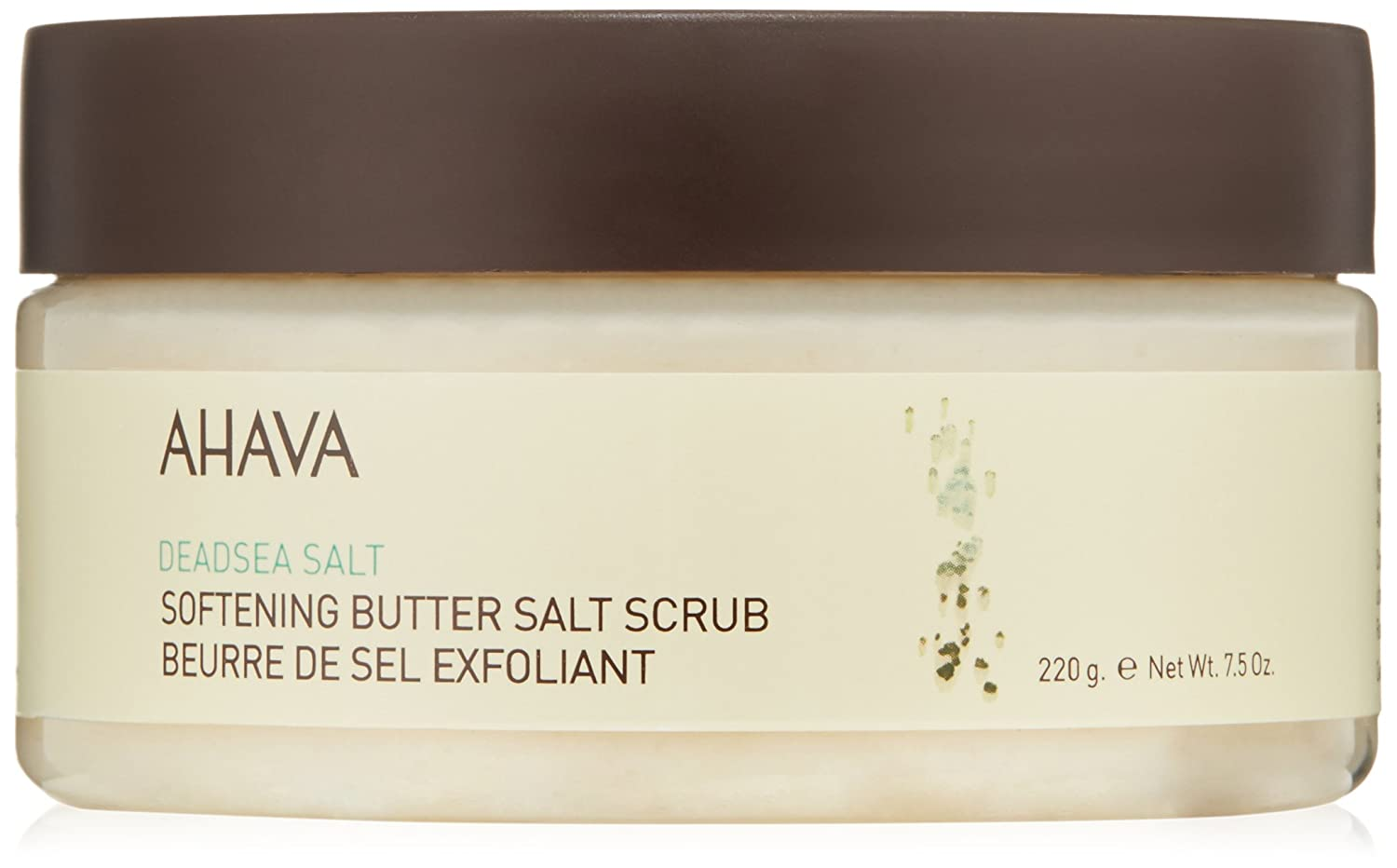 Ahava Dead Sea Salt Softening Butter Scrub, 1er Pack (1 x 235 ml) RB25 AHV86015165