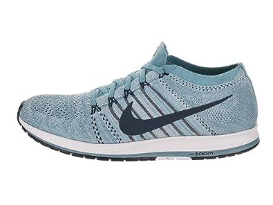 Nike Flyknit Streak Unisex Running Shoe (Cerulean/Thunder Blue, 14 D(M