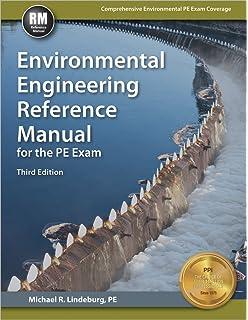 Pe environmental engineering practice exam ncees 9781932613537 environmental engineering reference manual 3rd edition fandeluxe Image collections