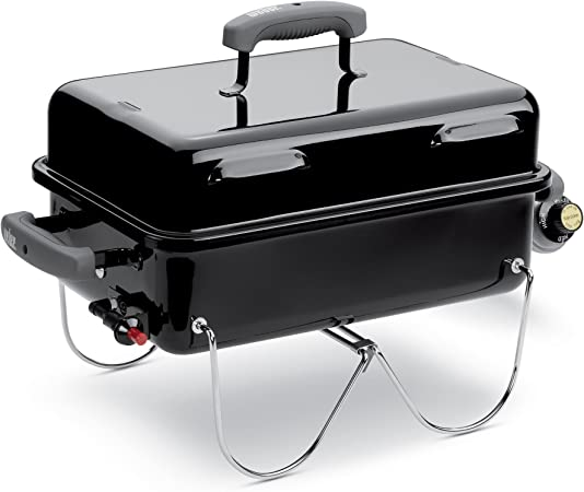 Weber 1141001 Go Anywhere Gas Grill ONE Size