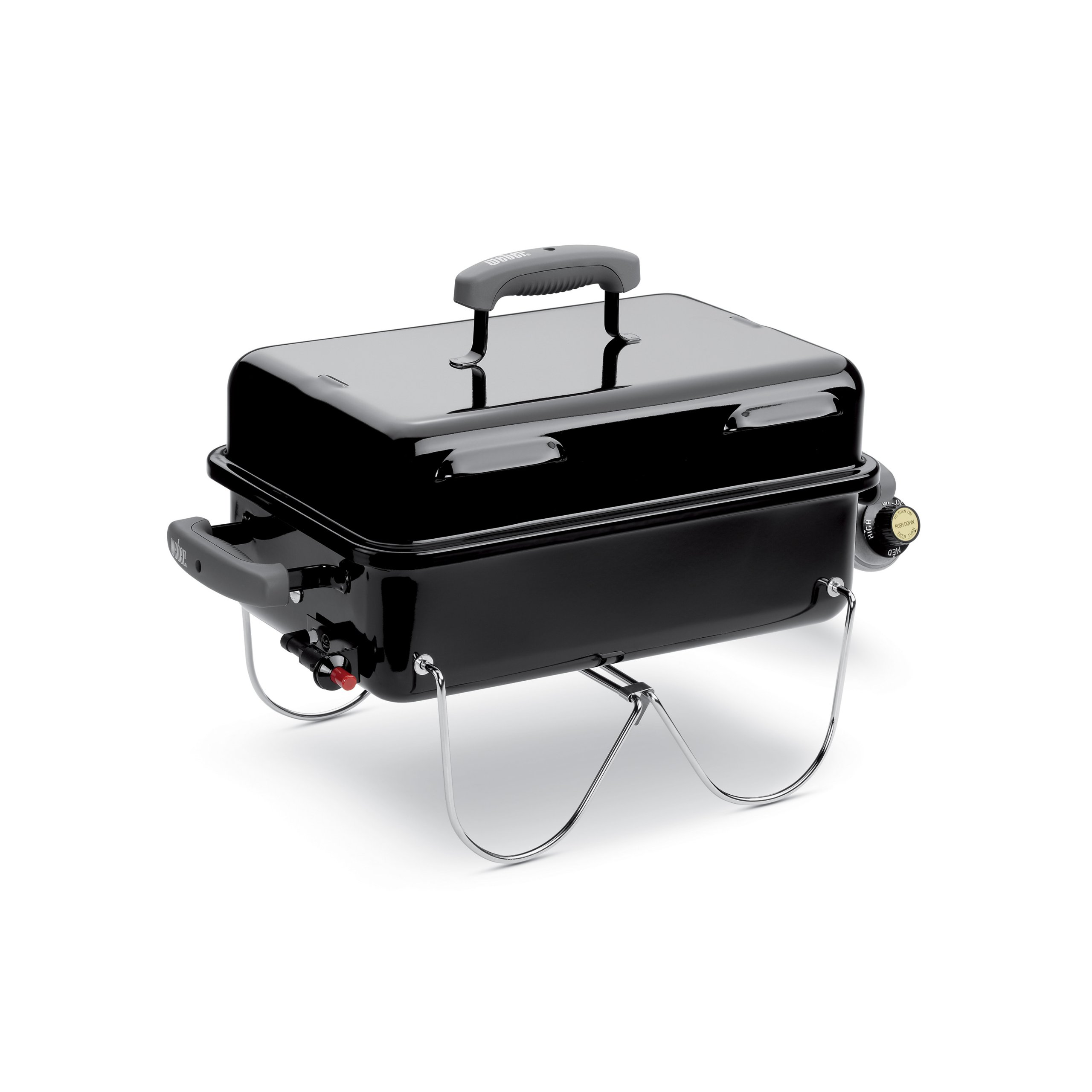 Weber 1141001 Go-Anywhere Gas Grill, ONE Size, Black by Weber