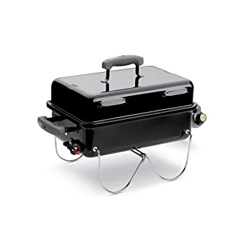 Go-Anywhere Portable Weber Gas Grill