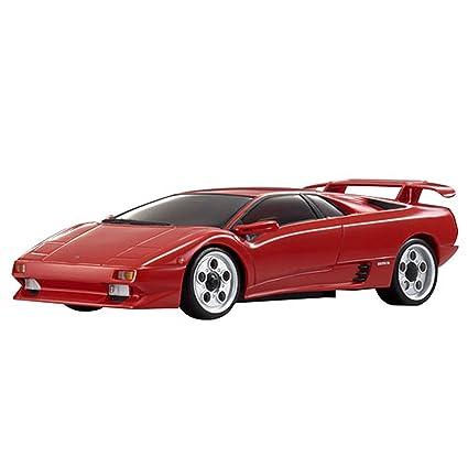Kyosho Asc Mr 03w Mm Rc Car Parts Lamborghini Diablo Vt Red