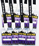 Video Game Party Supplies Battle VIP Pass