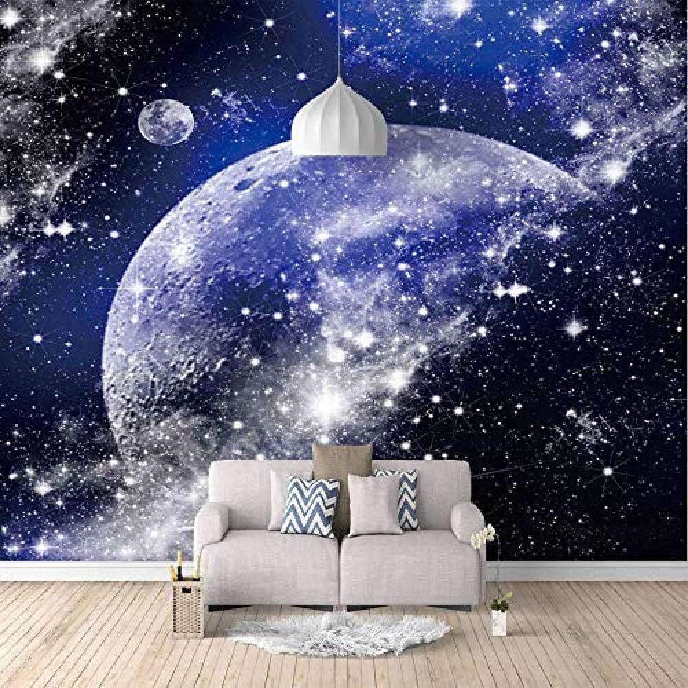 Jbekjg Mural Planet Earth Custom 3d Hd Wall Paper Home Decor Paint Nostalgic Panel For Photo Home Art Living Bedroom Kitchen 130x60cm Amazon Com
