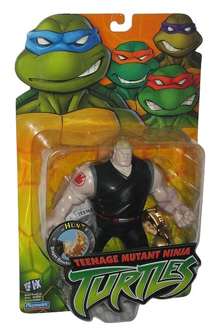 Amazon.com: Teenage Mutant Ninja Turtles Hun: Toys & Games