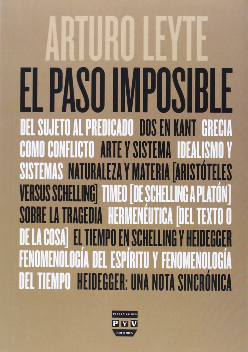 El paso imposible (Spanish) Paperback – December 1, 2013