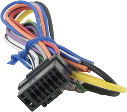 [DIAGRAM_1CA]  Amazon.com: ALPINE IL-X007 OEM GENUINE WIRE HARNESS: Car Electronics | Alpine Wire Harness |  | Amazon.com