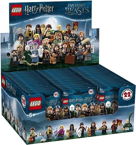 Lego Harry Potter Fantastic Beasts Series Minifigure 71022 Sealed Percival Graves
