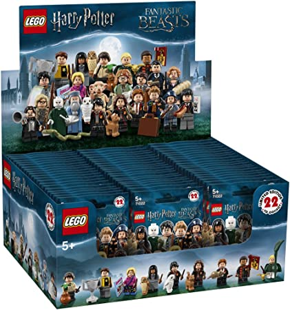 Lego 6213829 Harry Potter Fantastic Beasts Minifigure Series 71022 Box Of 60 Toys Games