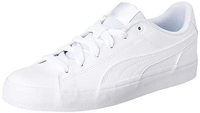 Puma Boy's Court Point Vulc v2 Sneakers