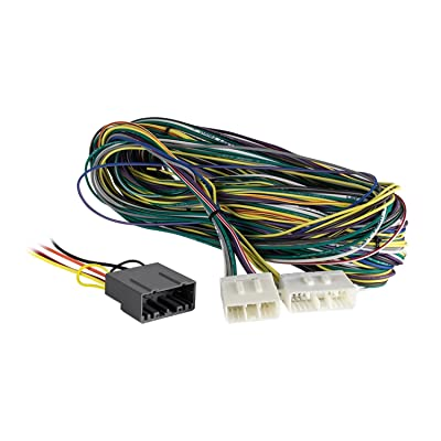 Metra 70-6510 Wiring Harness for Select 2002-2004 Dodge Ram with Infiniti System: Car Electronics