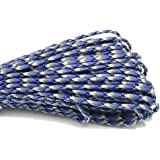 50ft 15m Camo Paracord Parachute Fallschirm Cord 350lb Überleben Rope Lanyard with 7 Strand Core