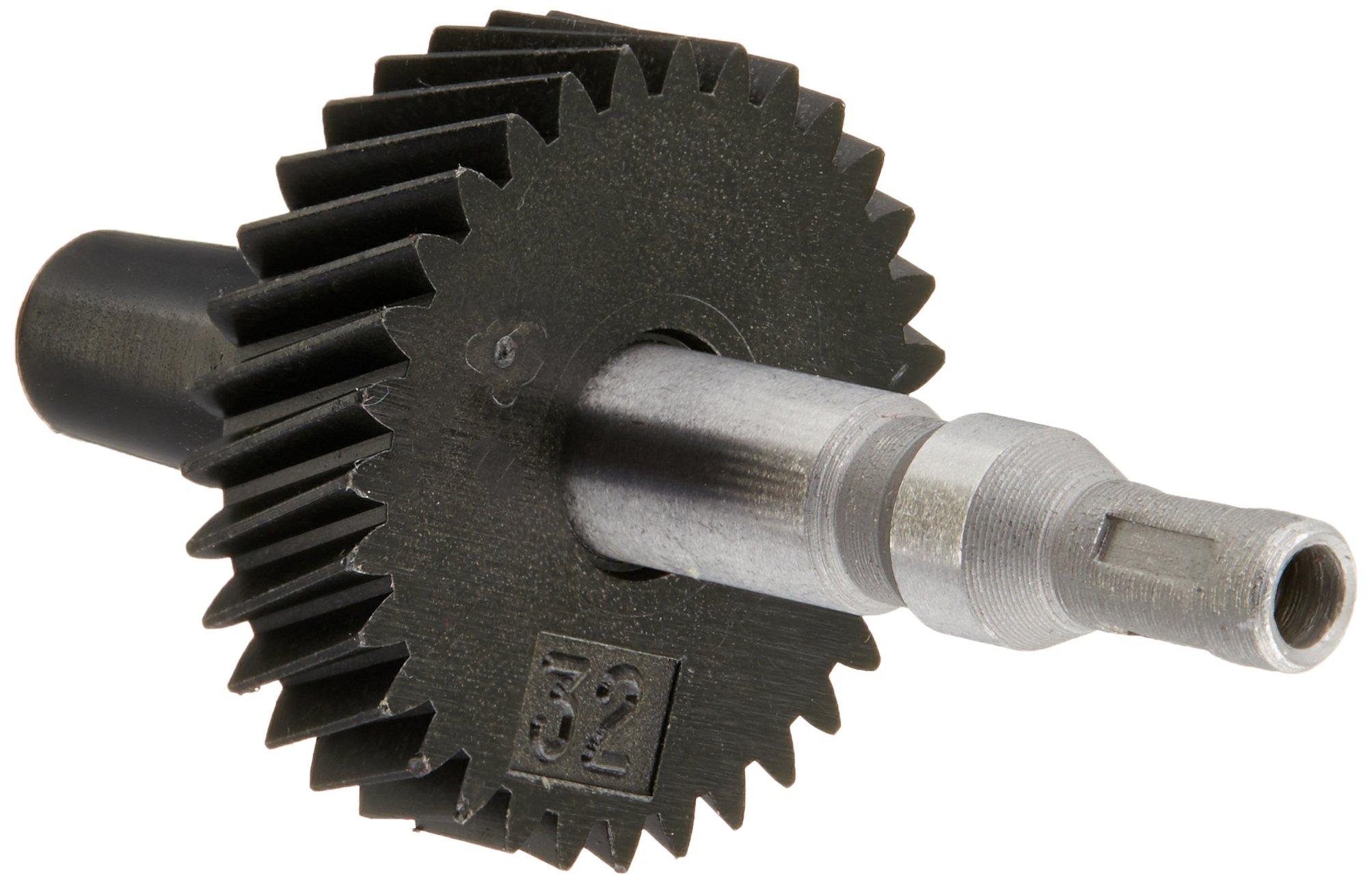 Best Rated In Automotive Replacement Speedometers Helpful Customer Crown Jeep Cj 7 Wiring Diagram Speedo 52067632 Black 32 Teeth Speedometer Gear Product Image