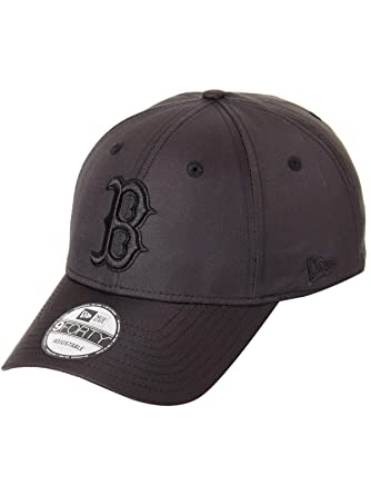 A NEW ERA Gorra de béisbol 9FORTY Ripstop Boston Red Sox Negro ...