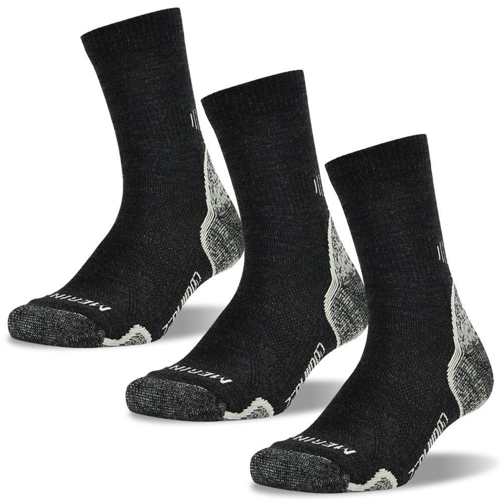 ZEALWOOD SOCKSHOSIERY メンズ B0773B64HL S|3 Pairs-black-b 3 Pairs-black-b S