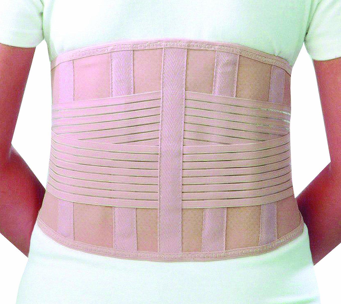 Dynamix Ortho - Faja ortopédico para postura lumbar (4 posturas y descanso de la espalda) Impectron LU-05
