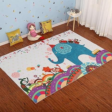 Amazon.com: PTTYR Children\'s Bedroom Carpet Area Rug ...