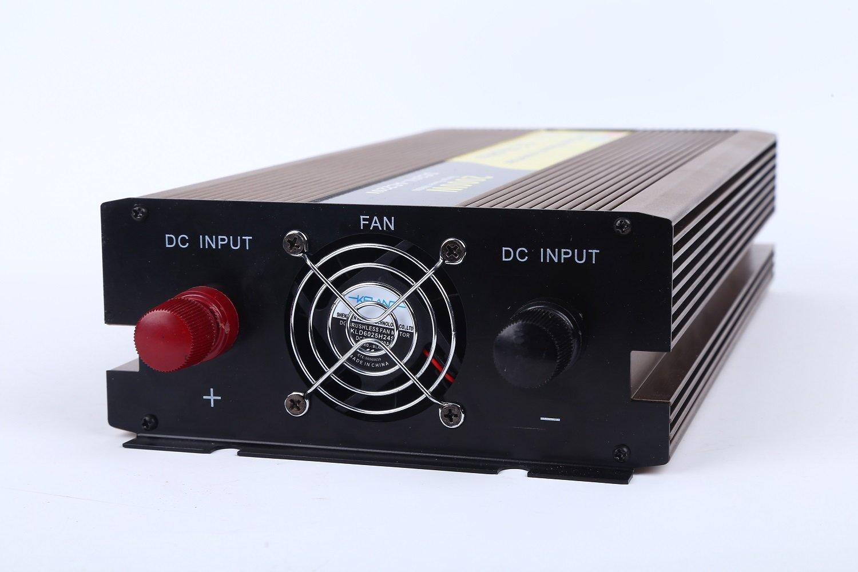 Reiner Sinus-Wellen-Inverter Energie-Konverter CHANG Auto-Inverter 2000W12V//24V Voller Energie-Inverter