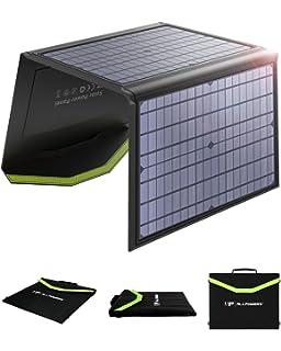 Cargador Solar 12V 50W Flexible de la batería portátil ...