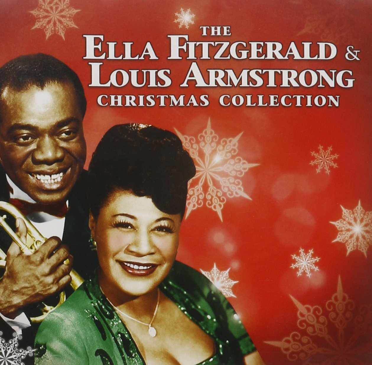 ella fitzgerald louis armstrong ella fitzgerald louis armstrong christmas coll amazoncom music - Fitzgerald Christmas