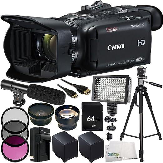 Canon VIXIA HF G40 Full HD Camcorder - Black for sale