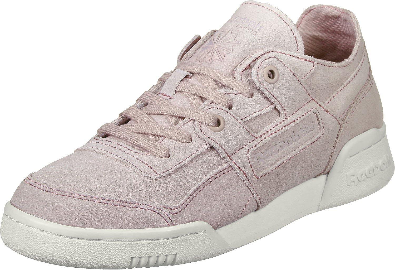 Reebok Women s Workout Lo Plus Fbt Trainers  Amazon.co.uk  Shoes   Bags 1ef9e822f