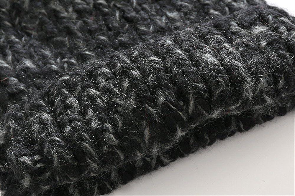 Liveinu Baby Girls Boys Cute Knit Hat Winter Warm Toddler Cute Ears Beanie Cap