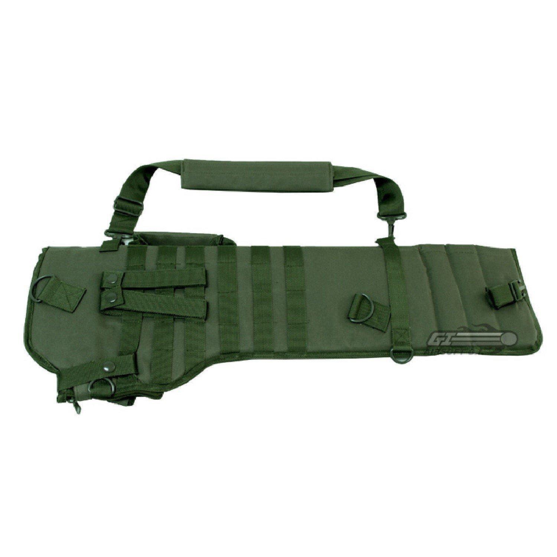 VISM by NcStar Tactical Rifle Scabbard (CVRSCB2919G), Green