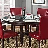 "Steve Silver Company Hartford Dining Table, 62"""