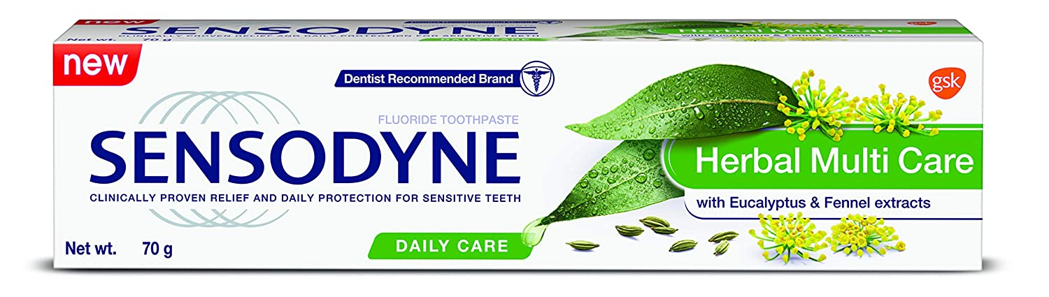 Sensodyne Herbal Multi Care To…