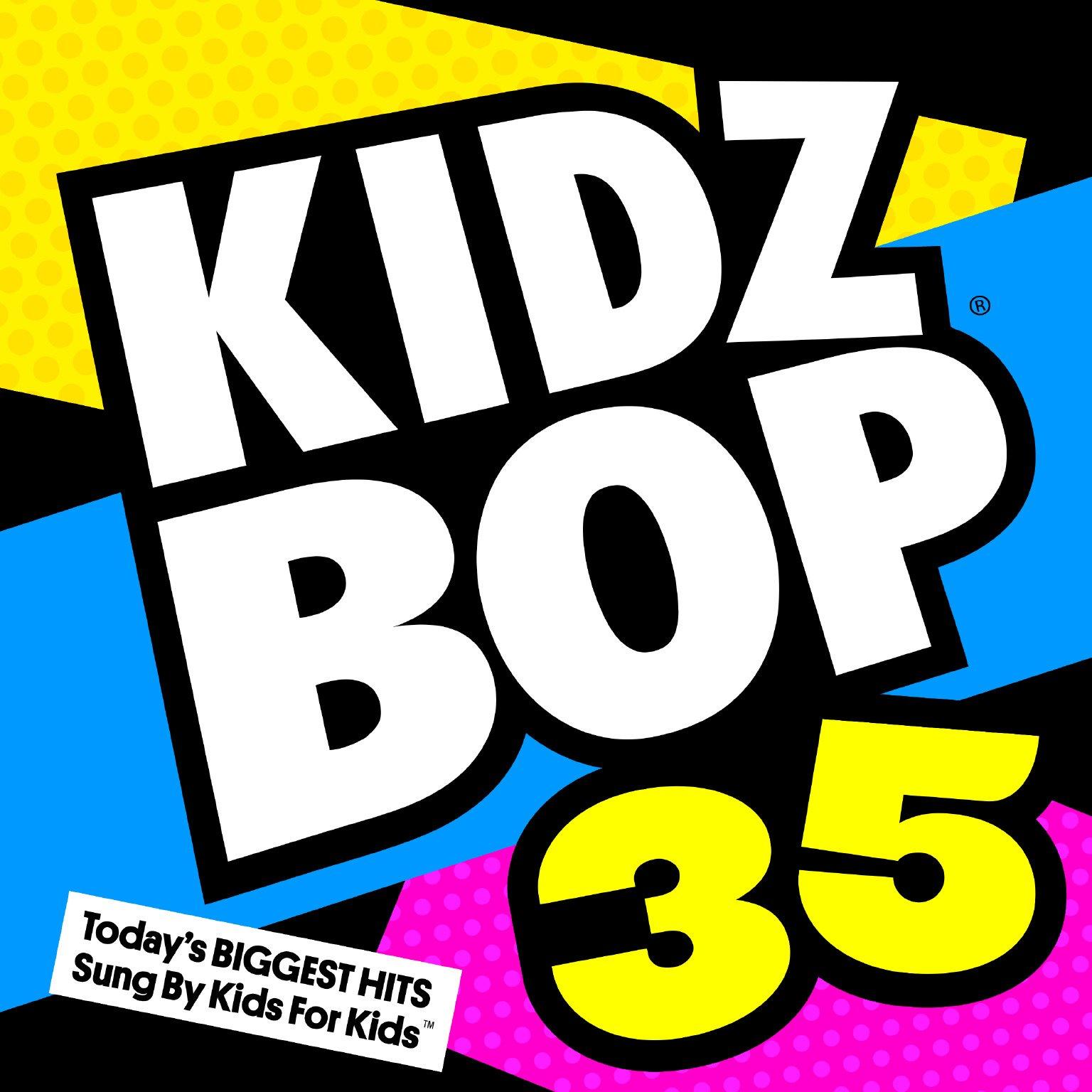 KIDZ BOP 35 by Razor & Tie