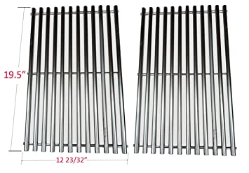 Parrillas de cocción de acero inoxidable gs7528 Repuestos ...