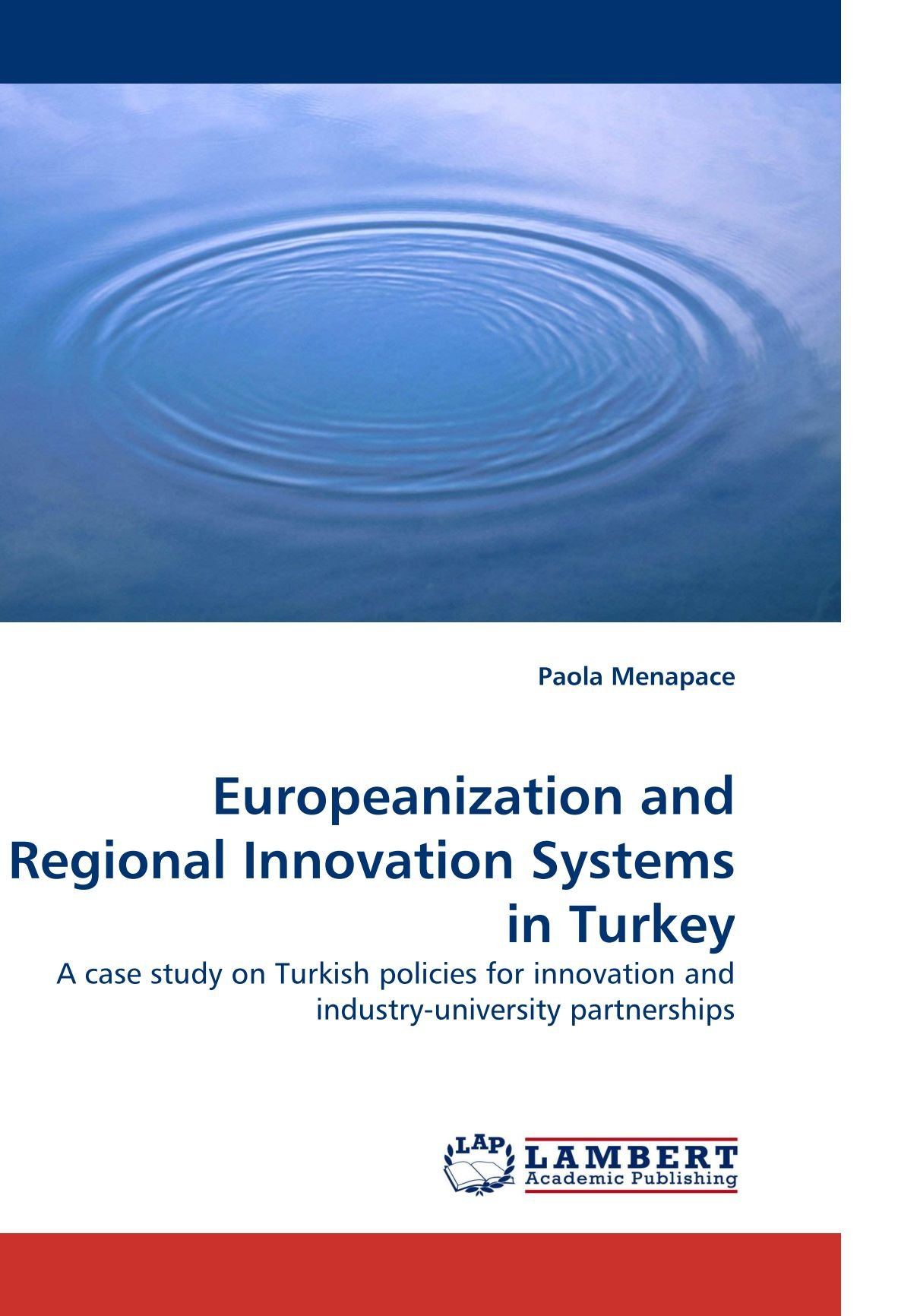 Download Europeanization and Regional Innovation Systems in Turkey: A case study on Turkish policies for innovation and industry-university partnerships pdf