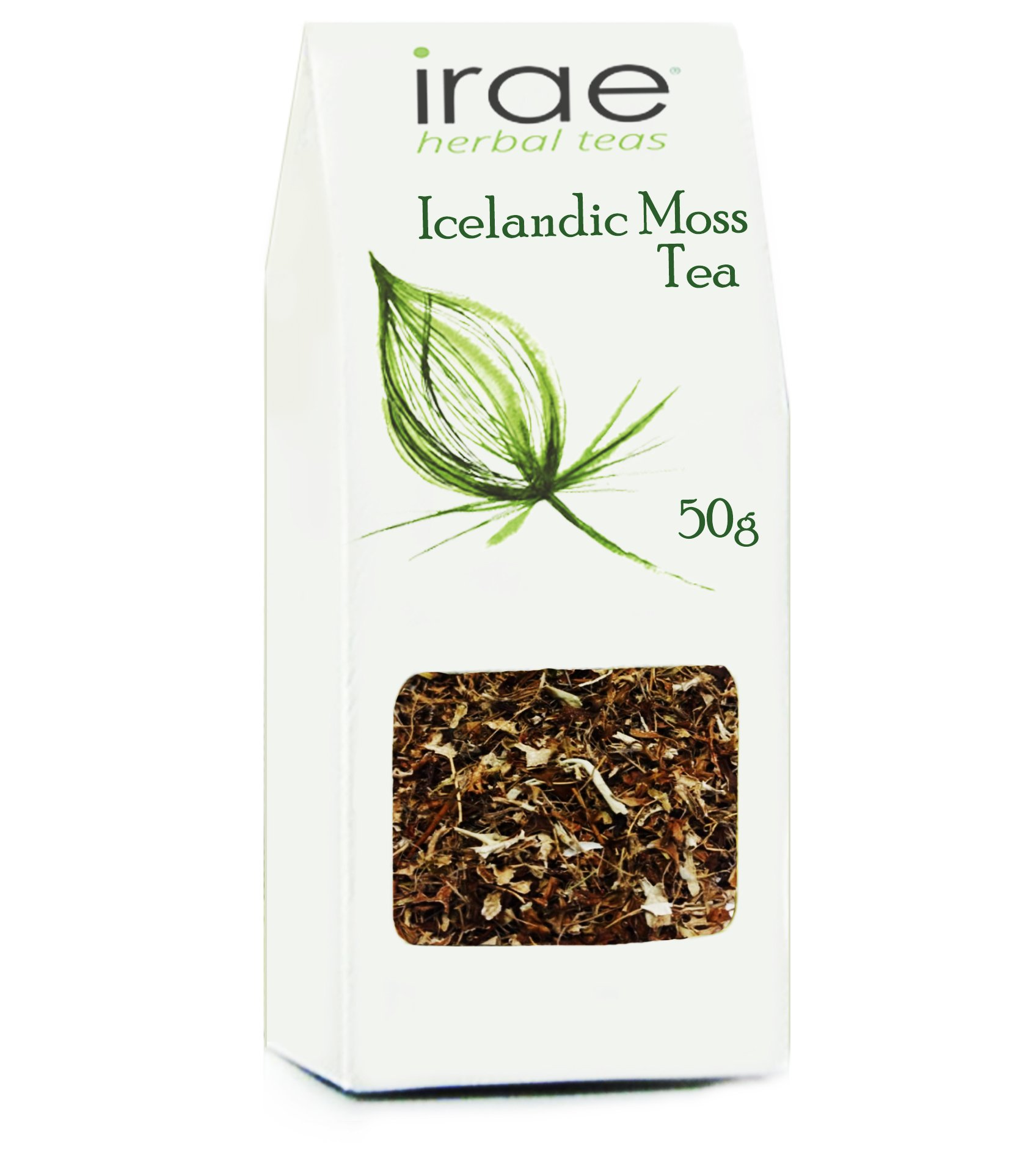 Icelandic Moss Pure Herbal Tea 50g