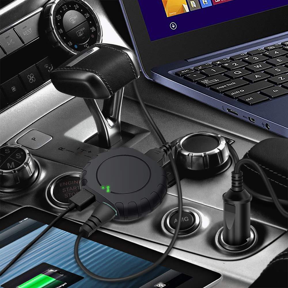 Amazon.com: Cargador de coche universal para portátil de 90 ...