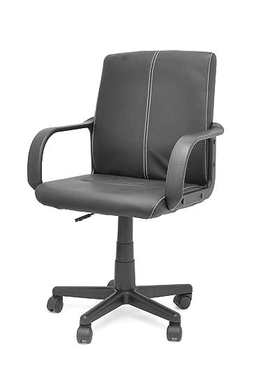 Astonishing Amazon Com Urban Shop Computer Office Chair With Seat And Best Image Libraries Weasiibadanjobscom