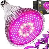 Haus Bright Original LED Grow Light Bulb - for Indoor Plants Full Spectrum Lamp   Seed Starting, House, Garden, Vegetable, Su