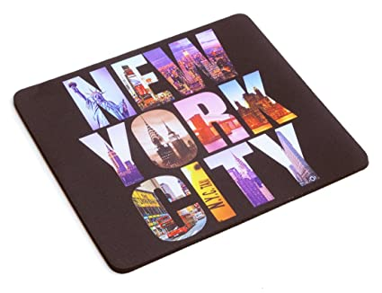 New York Subway Map Leather Taxi Wallet.Nyc New York Photo Mouse Pad New York City