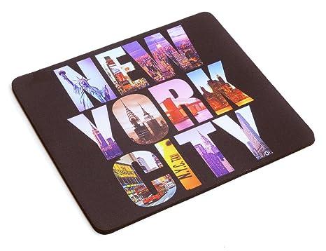 Universal Souvenir NYC Nueva York Foto ratón Pad - Ciudad de ...