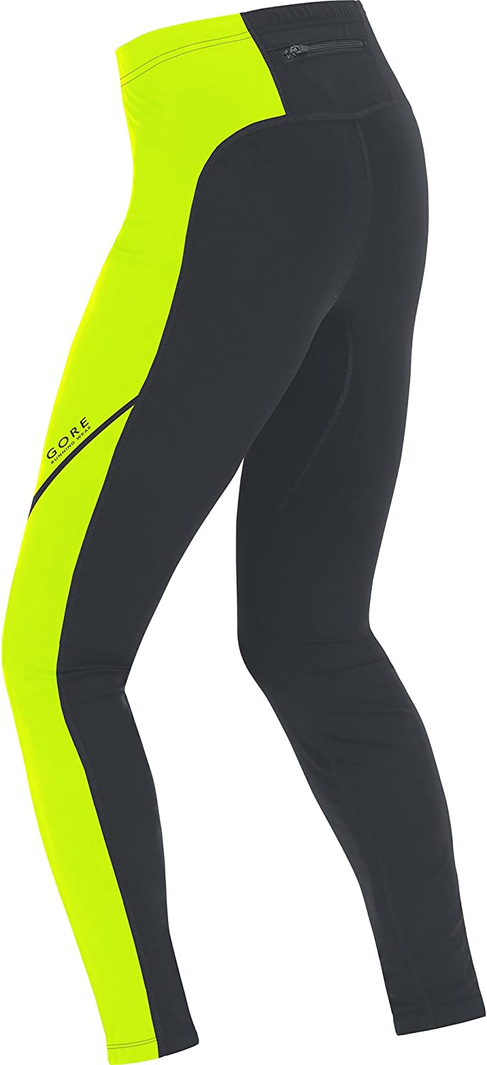 GORE Selected Fabrics ESSENTIAL Thermo Tights TESETH GORE RUNNING WEAR Herren Enganliegende Thermo-Laufhose