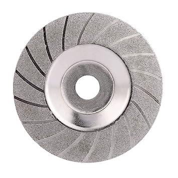 100mm Diamond Polishing Cutt Off Disc Wheel Angle Grinder Rotary Grinding Tool