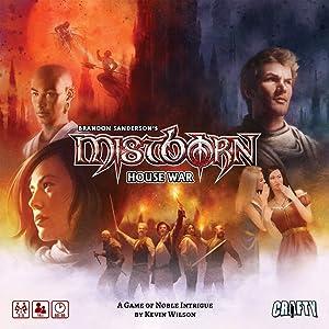 Mistborn: House War (Board Game)
