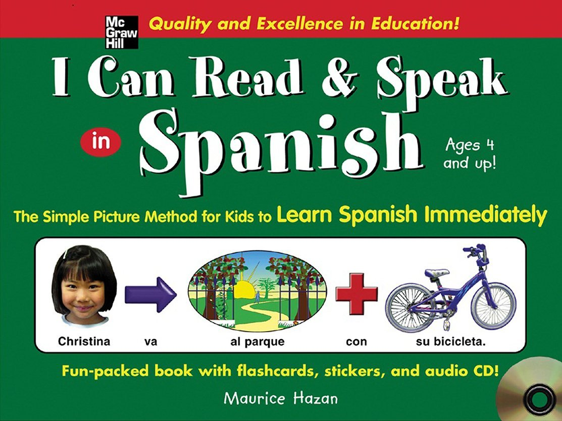 Read Speak Spanish Book Audio product image